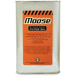 Moose Super Seal Filter Oil - 3610-0007