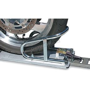 Pingel Removable Wheel Chock for Floor-Mount Series E Track - WC65EF