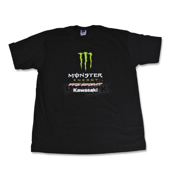 Pro Circuit Team Monster T-Shirt - PC0126-0230