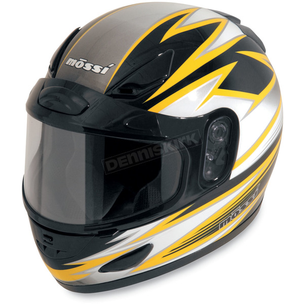 Mossi Full Face Snow Helmet - 26680YS