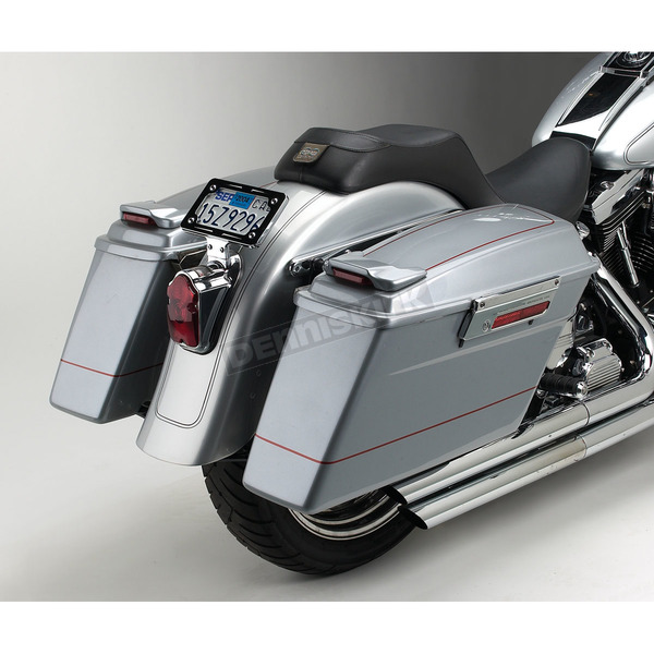 Cycle Visions Black Bagger Tail Mounting System - CV-7200A
