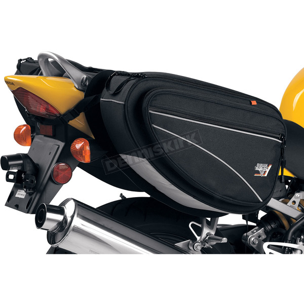 Nelson-Rigg Deluxe Saddlebag System - CL-950