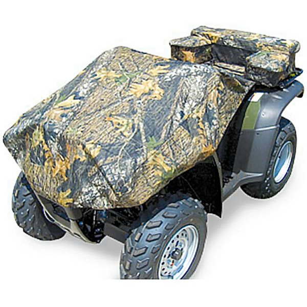 ATV Logic ATV Rack Bag/Cooler/Cover - Camo - ATVCRB-MO