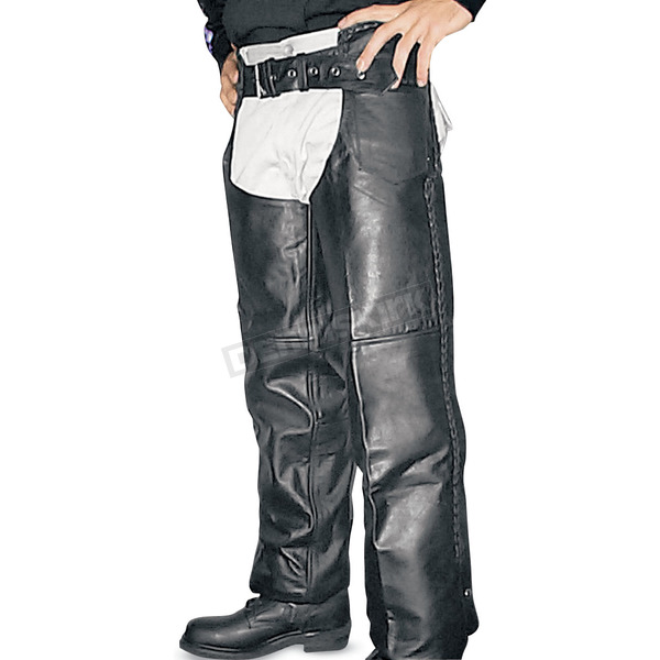 Hot Leathers Lined Unisex Chaps - CHM1003XXXXL