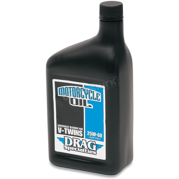 Drag Specialties 25W-60 Motorcycle Oil - 36010047