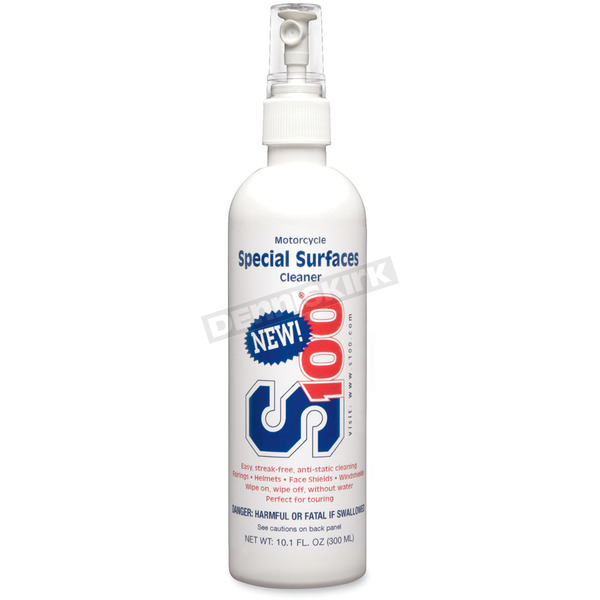 S100 Special Surfaces Cleaner - 12301F