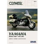 Yamaha Repair Manual - 3742