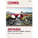 Honda Repair Manual - M432-3