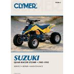 Suzuki Repair Manual - M380-2