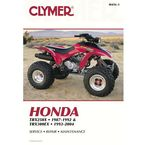 Honda Repair Manual - M456-4