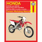 Honda Repair Manual - 2630