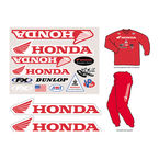 Honda Factory Rider Gear Kit - FX08-82310
