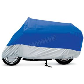 Dowco Guardian Ultra Lite Blue Motorcycle Cover for Cruiser/Touring Models - 26010-01