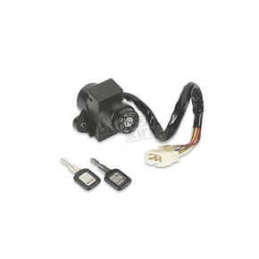 Emgo Ignition Switch - 40-80610