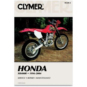 Clymer Honda Repair Manual - M320-2
