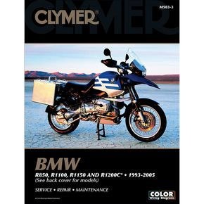 Clymer BMW Repair Manual  - M503-3