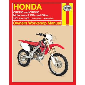 Haynes Honda Repair Manual - 2630