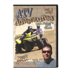 Fisher ATV Adventures Vol. 1  - 17315