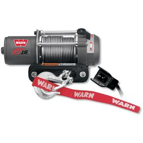 Warn RT 15-Series 1500LB Winch with Wire Rope - 78000
