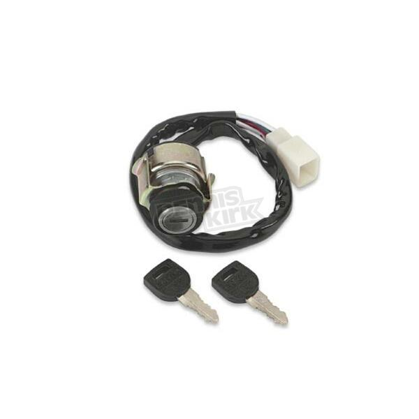 Emgo Ignition Switch - 40-80600
