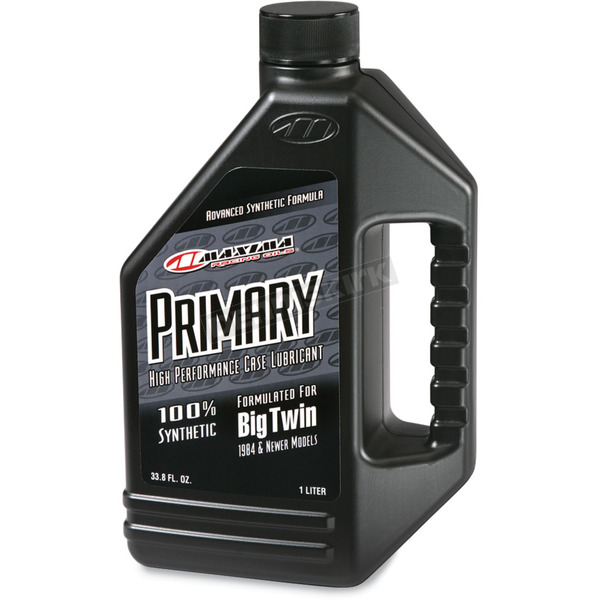 Maxima Primary Case Lubricant for Big Twins and XL  - 46901