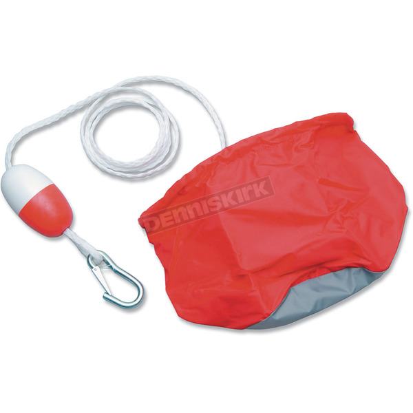 Parts Unlimited PWC Red Anchor Bag - 48500002