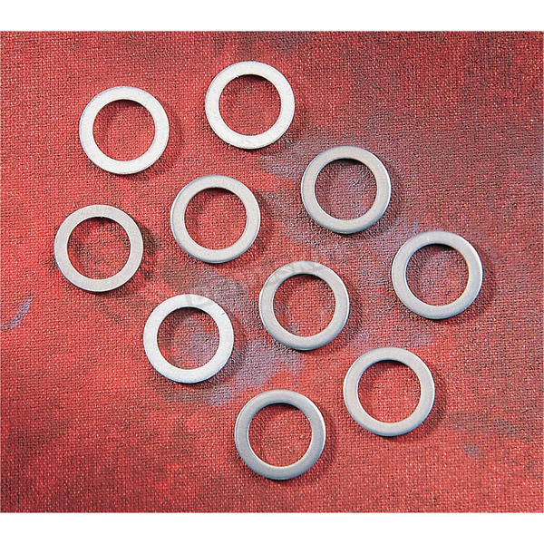 Russell 10mm Aluminum Banjo Bolt Washers - R49005