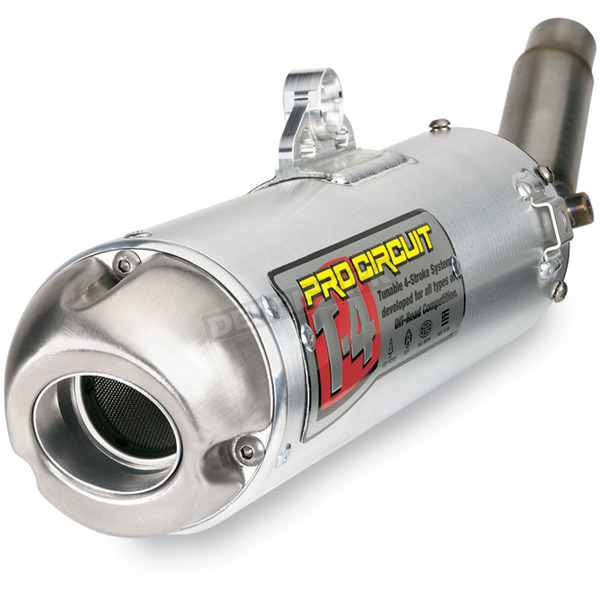 Pro Circuit T-4 4-Stroke Silencer - 4S09250