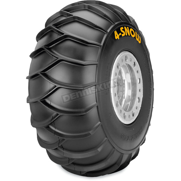 Maxxis Rear 4-Snow 22x10-9 Tire - TM07306200