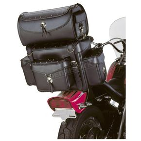 Tour Master Cruiser II Large Sissy Bar Bag w/Studs - 78-202