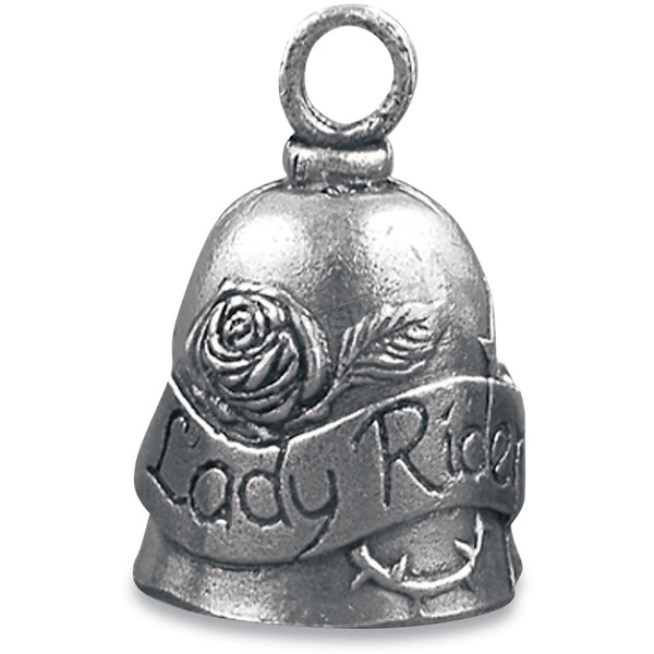 Hot Leathers Lady Rider Ride Bell - BEA1017