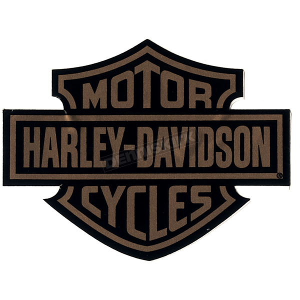 Harley-Davidson Inc Bar and Shield Decal - 6115980A