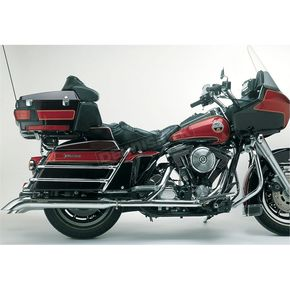 Supertrapp Turnout/Turndown Slip-On Mufflers - 628-78053