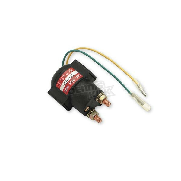 Ricks Motorsport Electrics Solenoid Switch - 65-101