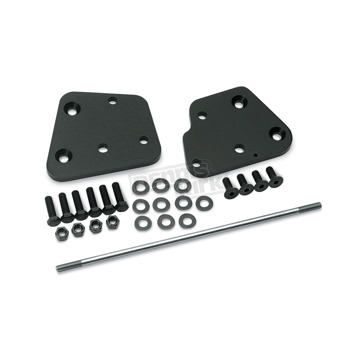 Cycle Visions Go-Forward 2 in. Floorboard Extension Kit - CV-302
