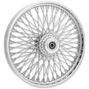 American Wire Wheel 80-Spoke Cross Laced Wheel - 80SPOKECROSSLACED