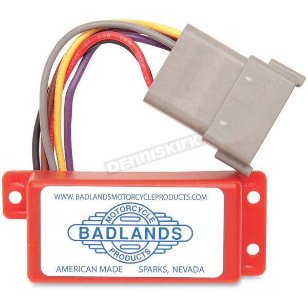 Badlands 12-Pin Plug Automatic Turn Signal Canceler - ATS-03-C