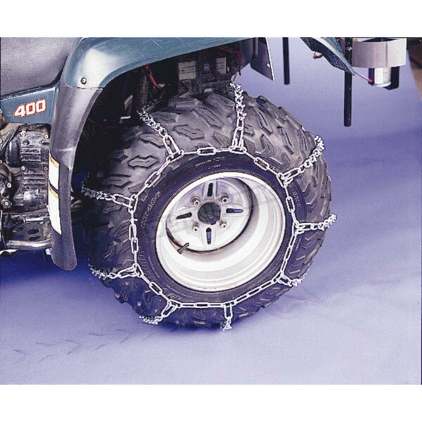 Moose 8 V-Bar Tire Chains - M91-60008