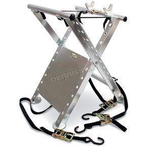 Motorsport Products Semi Chrome Pro ATV X-Stand - 90-2001