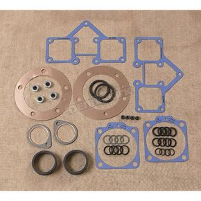 S&S Cycle Top End Gasket Set for Shovelhead-3 5/8 in. bore - 90-9501