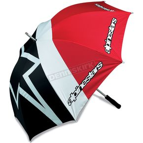 Alpinestars Black/Red Umbrella - 630103-13
