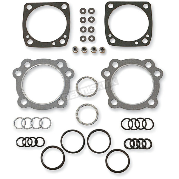 S&S Cycle Top End Gasket Set for Evolution-3 1/2 in. Bore - 90-9507