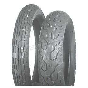 Dunlop Front F24 100/90S-19 Blackwall Tire - 4200-25