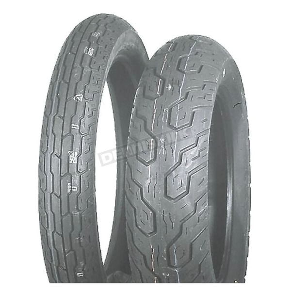Dunlop Front F24 100/90S-19 Blackwall Tire - 45812975