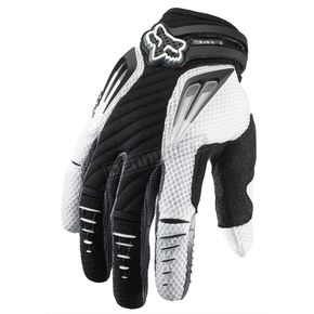 Fox Platinum Gloves - 03166-001-S