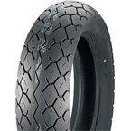 Rear G546 170/80S-15 Blackwall Tire - 001012