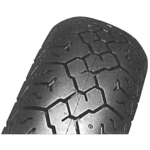 Bridgestone Rear G508 130/90P-15 Blackwall Tire - 143049