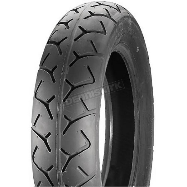 Bridgestone Rear G702 150/80H-16 Blackwall Tire - 105783