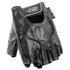 Power-Trip Graphite Leather Gloves - 437-1002
