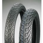 Front GS18 100/90H-19 Blackwall Tire - 302495